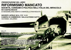 Invito presesentazione Salerno