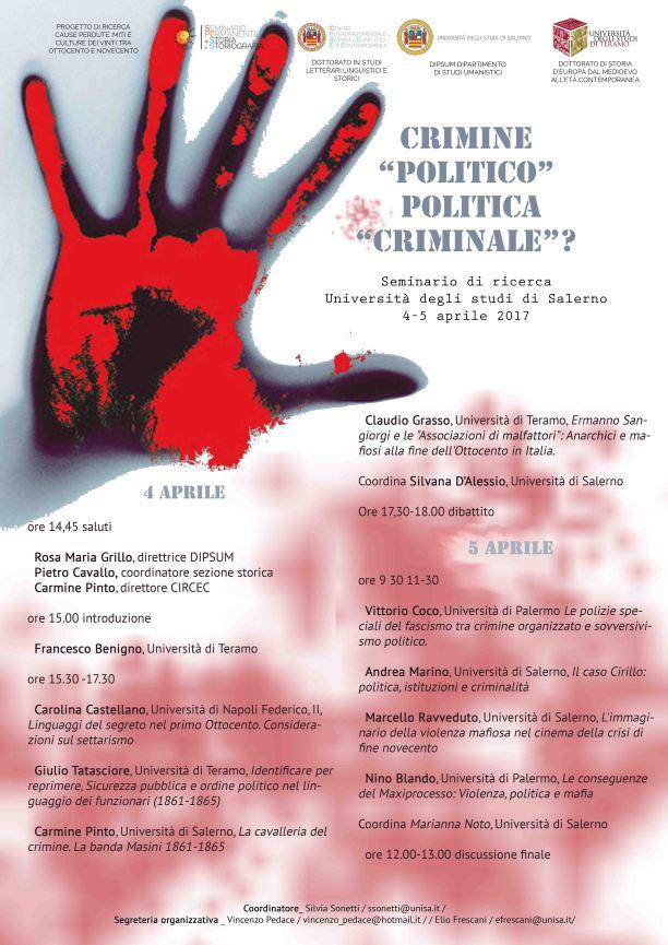 crimine politico